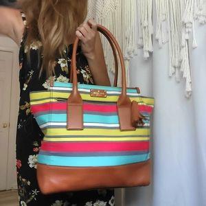 FLASH SALE❗Kate Spade Linda Key-West Tote Bag